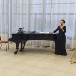 Концерт скрипичной музыки 17.01.2021
