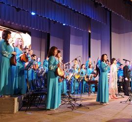Уральский государственный русский оркестр порадовал юных зрителей премьерой сказки «Русалочка»