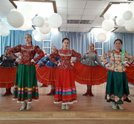 Юные артисты Детского центра народного искусства приняли участие в Межвузовском конкурсе
