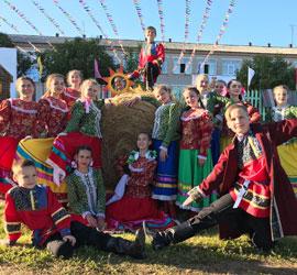 Детский центр народного искусства принял участие в Фестивале учащейся молодежи «Катарач – родники души»