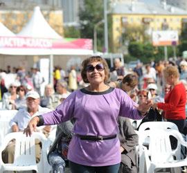 Коллектив Уральского центра народного искусства готовится к участию в программе Дня пенсионера в Свердловской области 2019