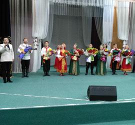 Артисты Уральского народного хора с огромным успехом выступили в Узбекистане