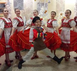 Поздравляем танцевальный коллектив «Выкрутасы» с дипломами лауреата III степени!
