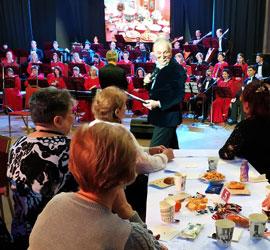 31 января зрителям Уральского центра народного искусства открылись секреты Кремлевской кухни