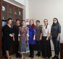 В Уральском центре народного искусства прошли курсы повышения квалификации для специалистов отрасли культуры