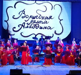 Тайны Востока открывает Концертный зал им. М.В.Лаврова