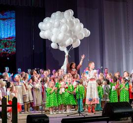 Детский центр народного искусства покорил «Уральский эдельвейс»!