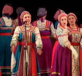 Поздравление от Уральского русского народного хора с 87-летием Свердловской области