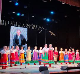 Концерт памяти А.Г.Дармастука состоялся в Концертном зале имени М.В.Лаврова