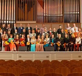Квартет «Урал» отметил 30-летие на сцене Свердловской филармонии
